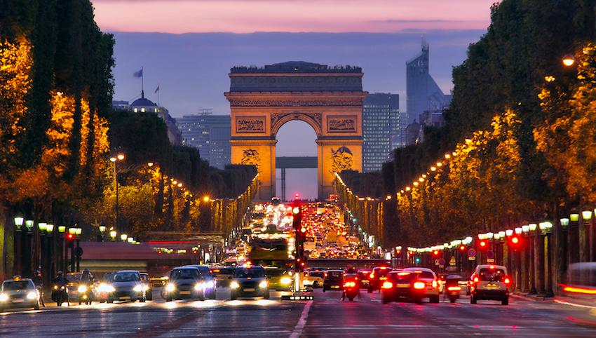 A Paris Guide:The Champs-Elysées